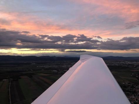 Starten Sie jetzt mit Ihrer Pilotenausbildung durch