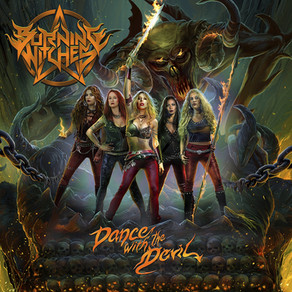 Album Review: Burning Witches - Dance With The Devil