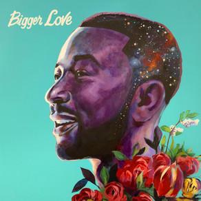 Album Review: John Legend - Bigger Love