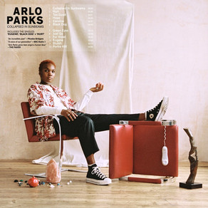 Album Review: Arlo Parks - Collapsed in Sunbeams