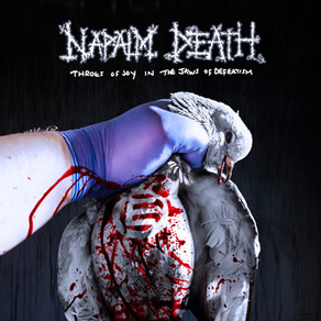 Album Review: Napalm Death - Throes of Joy in the Jaws of Defeatism