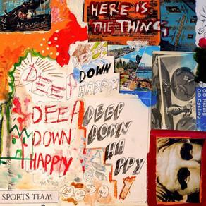 Album Review: Sports Team - Deep Down Happy