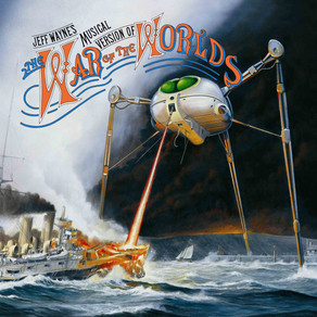 Retrospective Review: Jeff Wayne's Musical Version of The War of the Worlds