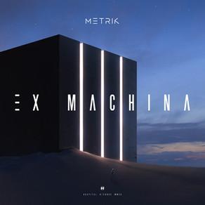 Album Review: Metrik - Ex Machina