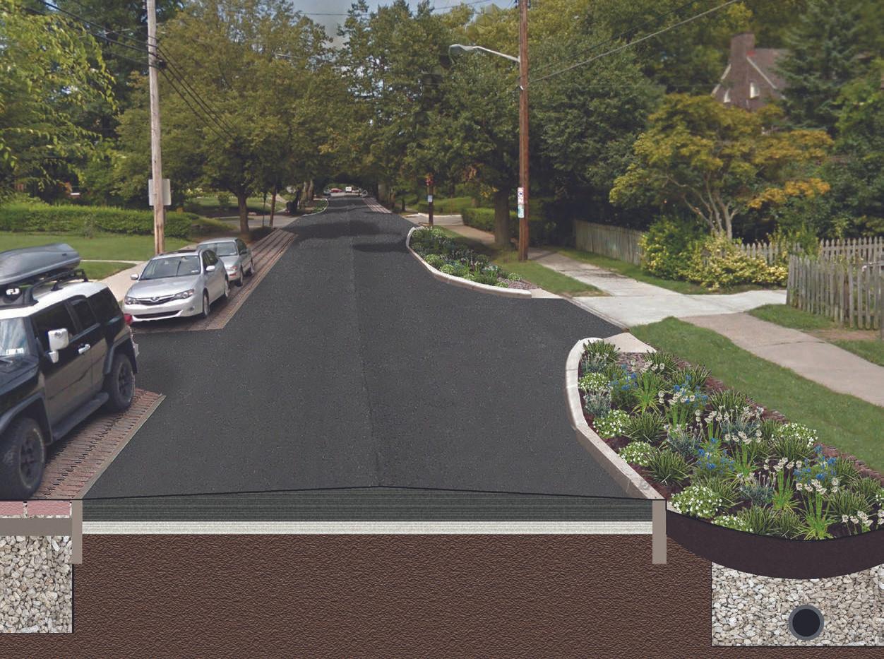 Thomas & McPherson Boulevards Conceptual GSI Project