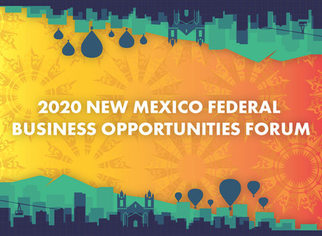 Drummond Carpenter is a Gold Sponsor for 2020 New Mexico Federal Business Opportunities Forum