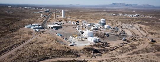 Navarro White Sands Test Facility Bioremediation Feasibility Study