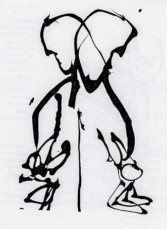 Rodney Mott Sketch