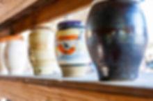 Pottery by Rodney Mott