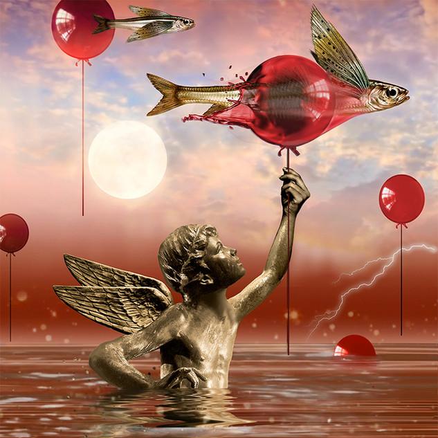 Angelic Airburst #1