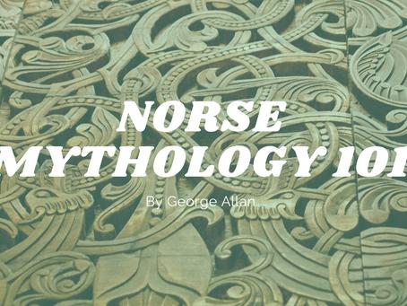 Norse Mythology 101 - by George Allan