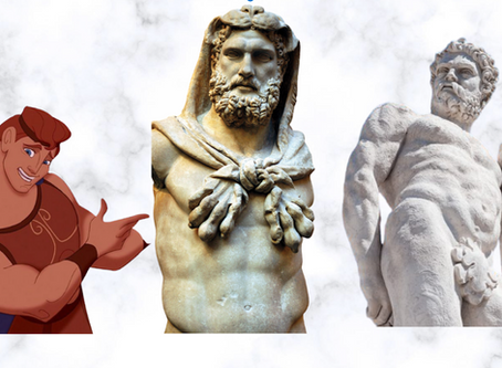 Herakles: the Father, the Son and the Panhellenic Hero by Meg Finlayson