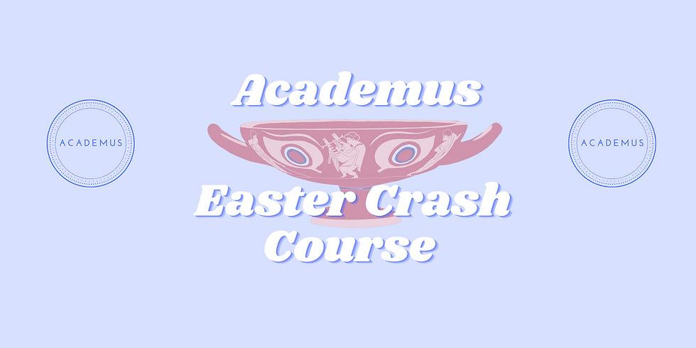 Easter Crash Course