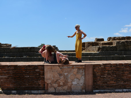 Oedipus Rex: Dramatic Irony in Greek Tragedy