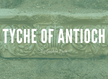 The Tyche of Antioch by Sophie Park