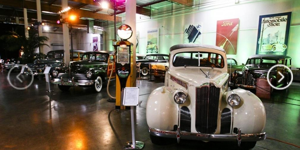 LOCATION CHANGE! Crevier Classic cars