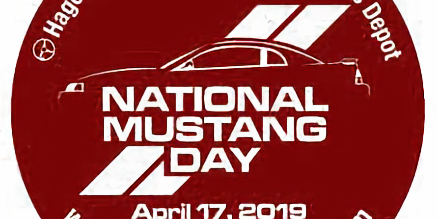 National Mustang Day Cruise