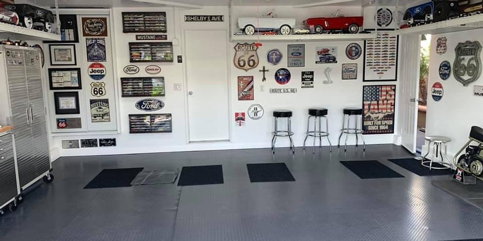 Cars & Coffee, Velez garage