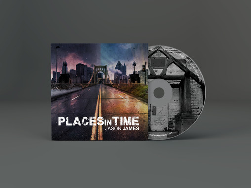 PLACES IN TIME - JASON JAMES