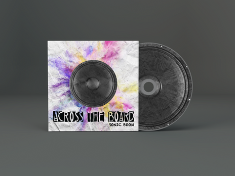 SONIC BOOM - ACROSS THE BOARD