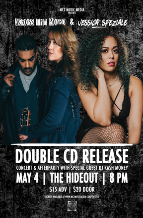 DOUBLE RELEASE PARTY