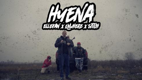 HYENA - ELLEVAN x KNWHERE x STITCH