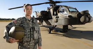 Female Helicopter Pilots on The Rise