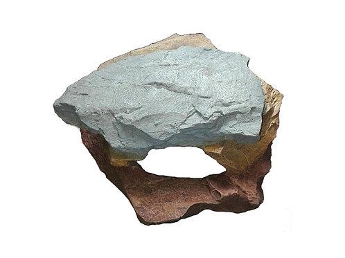 Slate Rock Hide  28cm x 24cm x 8cm