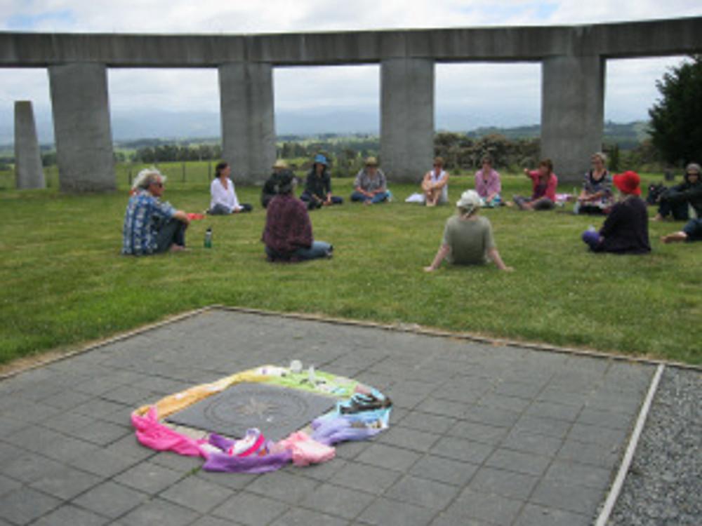 Stonehenge Aotearoa and the Celebration of Sound to mark 12.12.12