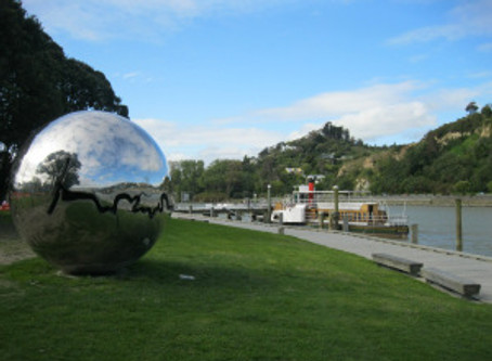 River with a legal voice – the Wanganui/Whanganui River
