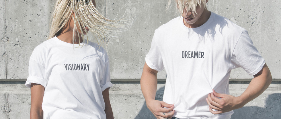 Modellering T-shirts