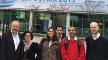 Apresentação de case no Fórum Mundial da Água, Coréia do Sul
