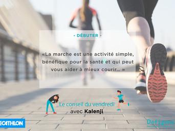 Comment la marche à pied peut vous aider à mieux courir ?