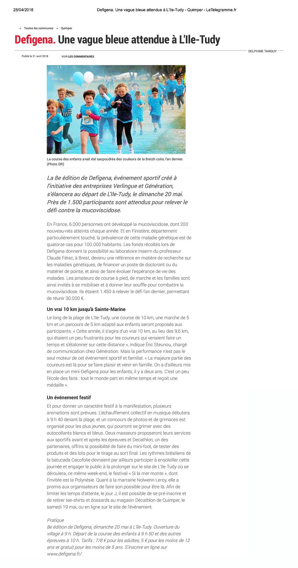 http://www.letelegramme.fr/finistere/quimper/defigena-une-vague-bleue-attendue-a-l-ile-tudy-21-04-2018-11934573.php