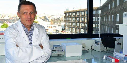 Le proffesseur Férec parle des 30 ans du gène de la mucoviscidose