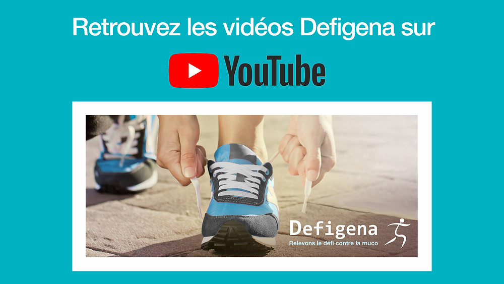 Defigena, c'est aussi une chaîne YouTube : retrouvez nos vidéos, reportages, émissions... en un seul clic !