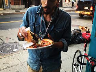 Health over habit (pizza)