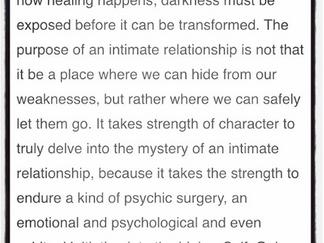 Healing The Soul Through Relationship