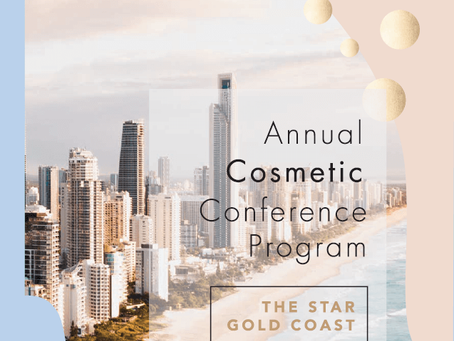 Annual Cosmetic Conference Program