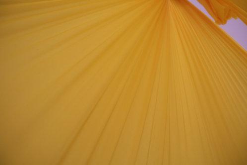 Aerial Yogatuch Gelb