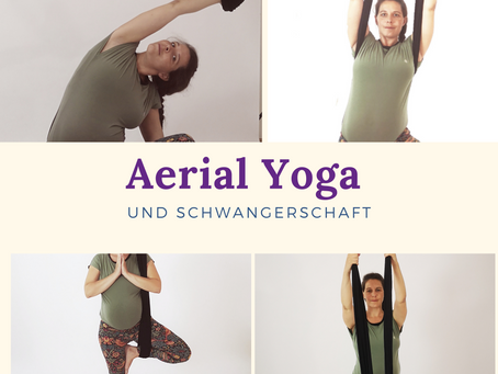 Aerial Yoga in der Schwangerschaft