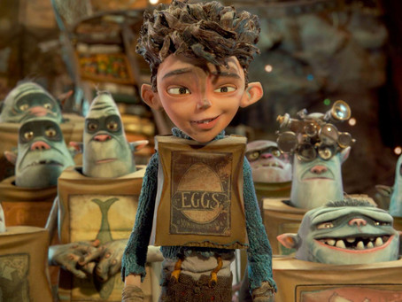 Abell Friday Movie: Boxtrolls