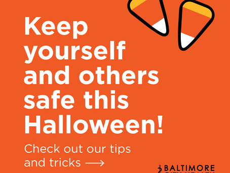 Celebrate Halloween safely during COVID-19