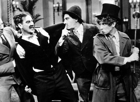 Abell Friday Movie: Duck Soup