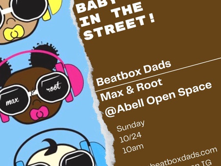 Baby Beats is coming to the Open Space!