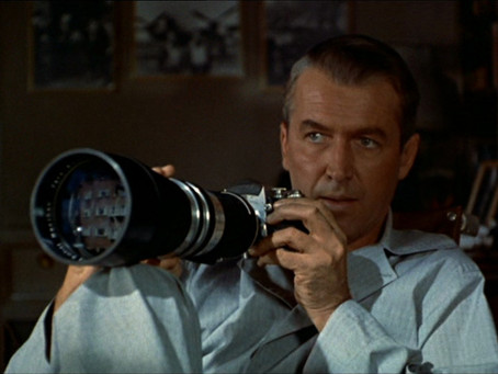 Abell Friday Movie Nights - Rear Window showing August 2