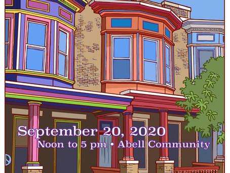 Street Fair 2020 - September 20, noon - 5 p.m.