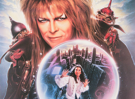 Abell Friday Movie: Jim Henson's Labyrinth