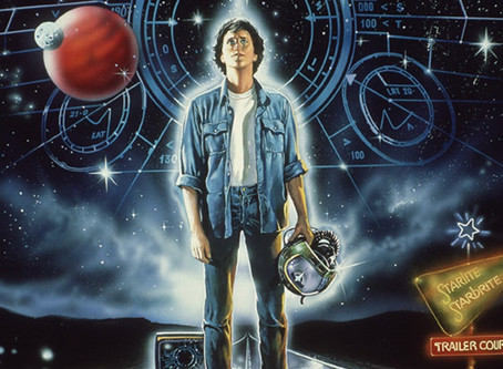 Abell Friday Movie Nights - The Last Starfighter