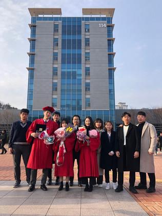 2019년도 졸업식